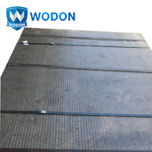China factory chromium wear resistant steel plate for heavy machine