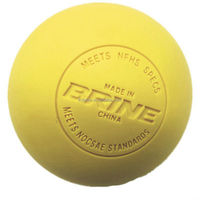 2015 new product durable lacrosse ball with NOCSAE standard