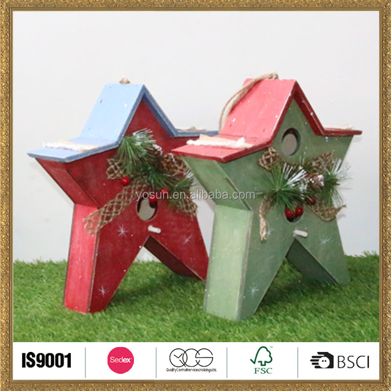 holiday christmas star high end party decorations