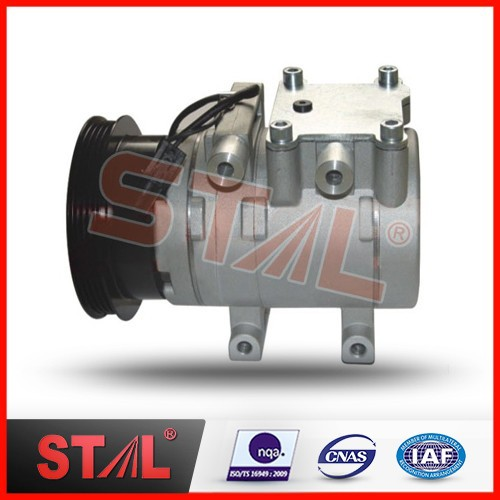 High Quality Bus HS15 Air Conditioner Compressor