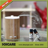 2014 New arriving bamboo ceramic humidifier