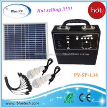 intelligent home systems 15w portable solar energia