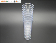 16oz Plastic Disposable Clear Cup