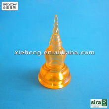beautiful acrylic tower, plastic pagoda,acrylic buddhist tower