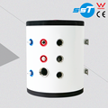 Flexible to install and operatestainless cylindrical buffer water tank