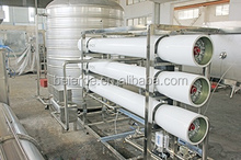 New style RO saltwater desalination plant