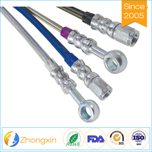 Stainless Steel Teflon Tube Braided Brake Line Hose