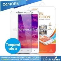 Premium round edge tempered glass screen protector for lg g2