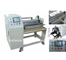 KW-600 Self-adhesive Labels Transverse Cutting Machine