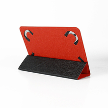 Ultra-thin PC Cover for Ipad Mini,Flip Leather Universal Tablet Case