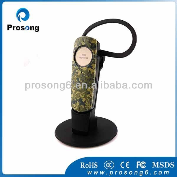 svnscomg waterproof bt mobile headset with noise cancelling
