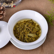 Natural herbal jasmine blended green tea benefit for health