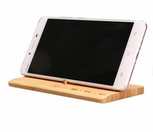wooden cell phone stand wooden mobile phone holder wooden smartphone stand for iPhone iPad