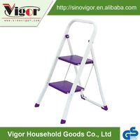 New Design Fashion Low Price plastic step ladder