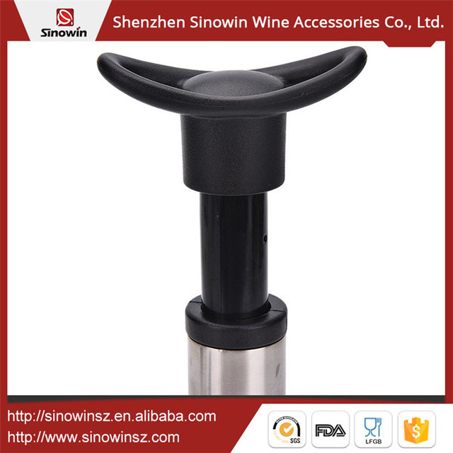Wine Saver Vacuum Pump and Stoppers Set Preserve wine