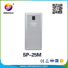 25W Sunpower Solar Cell Solar panel China manufacture
