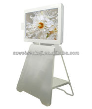 42inch Indoor interactive touch retail display totems