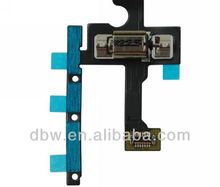 <span class=keywords><strong>Para</strong></span> O Iphone 5S Poder Mute Button Switch Volume Conector Flex Cable <span class=keywords><strong>Fita</strong></span>