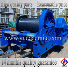 0.5 ton ~ 65 ton electric used winch for bulldozer
