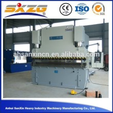 WC67Y sheet metal forming tools nc bending machine, sheet metal hydraulic press brake