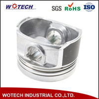 Professional OEM Auto Piston By Forging