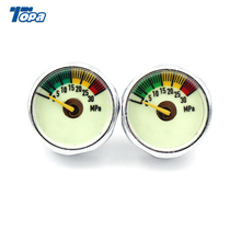 Luminous 300bar 25mm high pressure manometer for PCP compressor