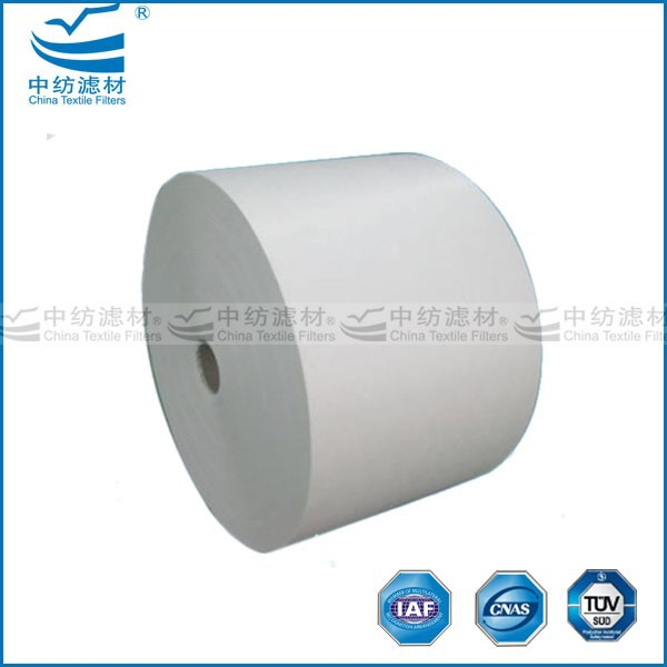 Good permeability high efficiency filter paper air