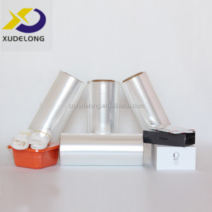 15 Mic Polyolefin Pof Cross Linked Center Fold Shrink Film