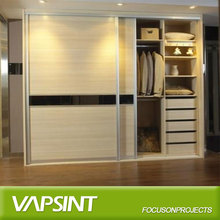 High quality foldable fancy italian bedroom wardrobe