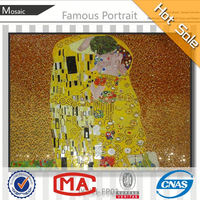 hand cut mural wall decorative tile ice jade glass mosaic murals cartoon hot neked sexy girl wall mosaic tiles