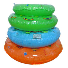 different sizes safty pvc inflatable baby swim ring float