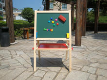 wood chair board / drawings messages / desks for kids picture / advertising product / sand art cards