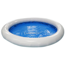 Durable backyard home use 4m small inflatable swimming pool for kids play