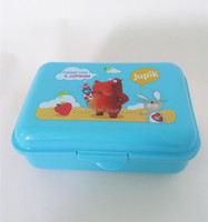 lovely kids lunch box in fancy printing