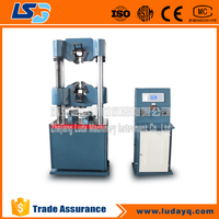 WE-100B 100kN TTM widely used universal tensile testing machine