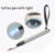 Specially-made soft plastic head led light semi permanent makeup tattoo pen