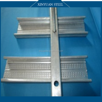 Drywall metal studs and tracks/construction material for partition