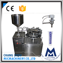 L30 Semi-Auto aluminum tube filling and sealing pipe bending machine