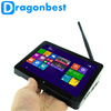2016 New design PIPO X8 Windows 10 + Android 4.4 Dual Boot Intel Z3736F stream smart tv box manufactured in China