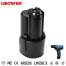 18650 Li-ion battery in Shenzhen For Boschs power tool battery BAT411 2 607 336 996 10.8V 1500mAh for Boschs