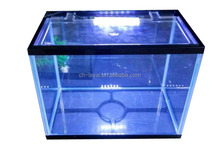 12L Small Glass Fish Tank Complete set Fish aquarium Kit