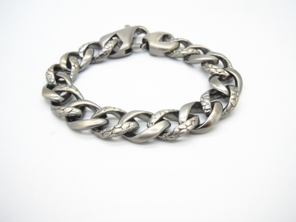 wholesale Magnetic Stainless Steel Mesh Bracele,Stainless Steel Bike Chain Bracelet