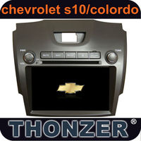Hotselling! 8inch 3G Car DVD GPS Navi for Chevrolet s10/ colordo(Thonzer Private Mould)