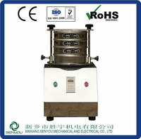 ISO5330 standard stainless steel industrial lab mechanical test sieve shaker