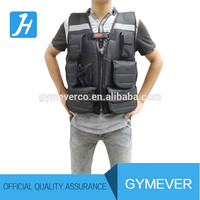 New Design Function Training Adjustable Weight Vest for Christmas gift