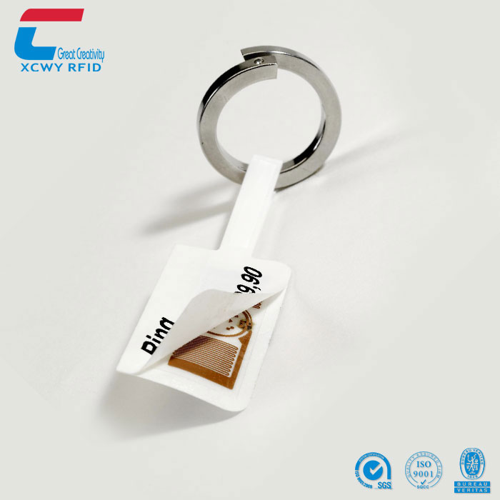 UHF Long Range Tamper Proof Rfid Jewelry Price Tags/Labels/Stickers