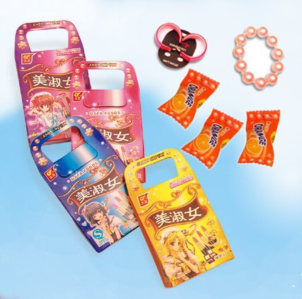 super baby girl surprise bag toy candy