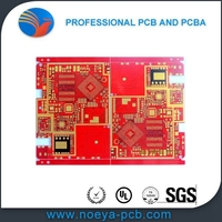enig 1.6mm board thickness fr4 94vo rohs pcb board custom china supplier