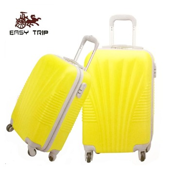 Cheap Spinner Wheels Trolley Luggage for Traveling