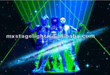 10w green laser man show system, laser light, stage light